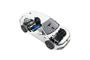 Volkswagen Golf rijdt weer op aardgas